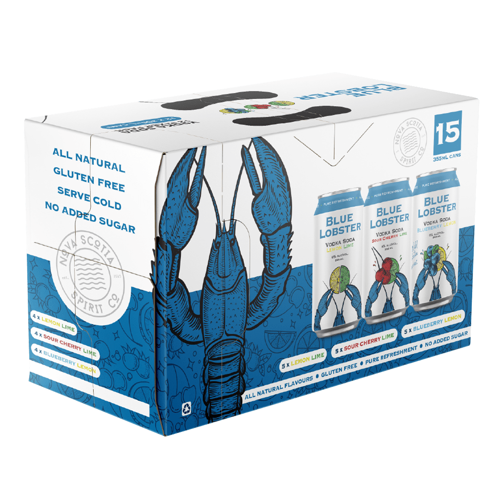 Blue Lobster Mixer Pack